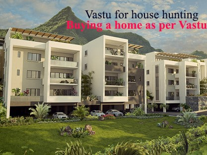 vastu for house hunting